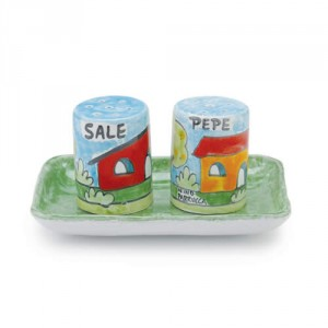 Parrucca Salt and Pepper with Tray