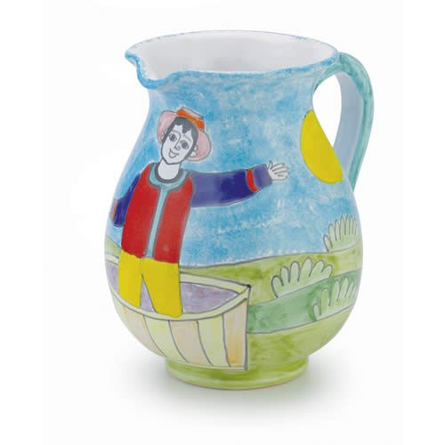 Parrucca Folk Pitcher