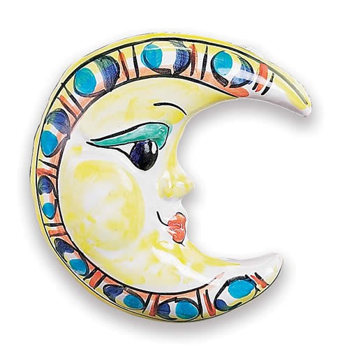 Ornament, wall hanging - Moon