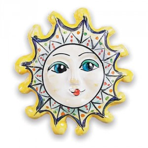 Ornament, wall hanging - Sun