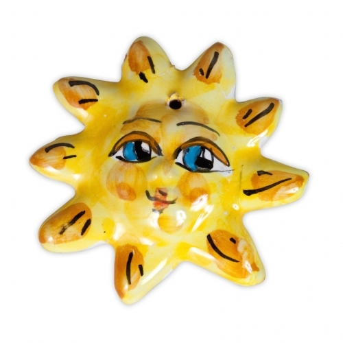 Ornament, Wall Hanging- Small Sun