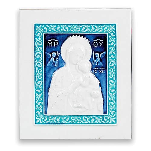Madonna in relief