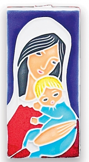 Small Madonna and Child