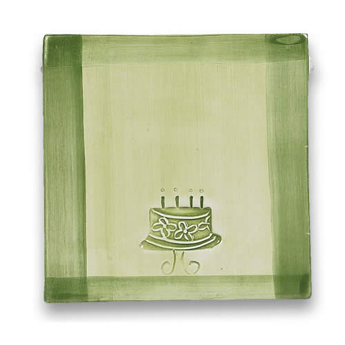 Square Dish - Cake
