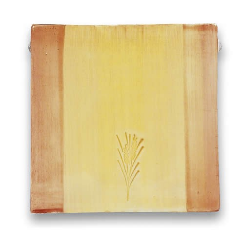 Square Dish - Wheat