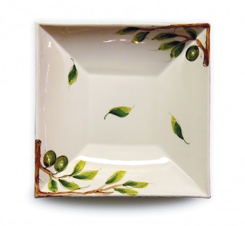 Antipasti Square Bowl