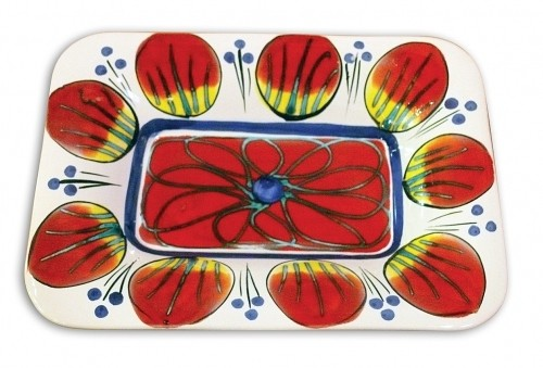 Allegria Small Rectangular Platter