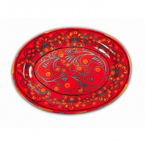 Tramonto Large Oval Platter
