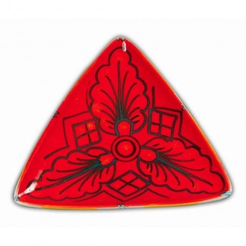 Tramonto Triangular Dish