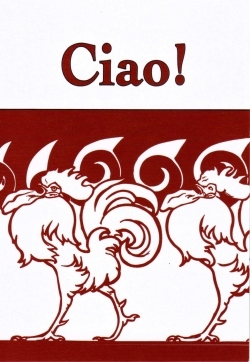 """Ciao!"" Card - Pack of 6"