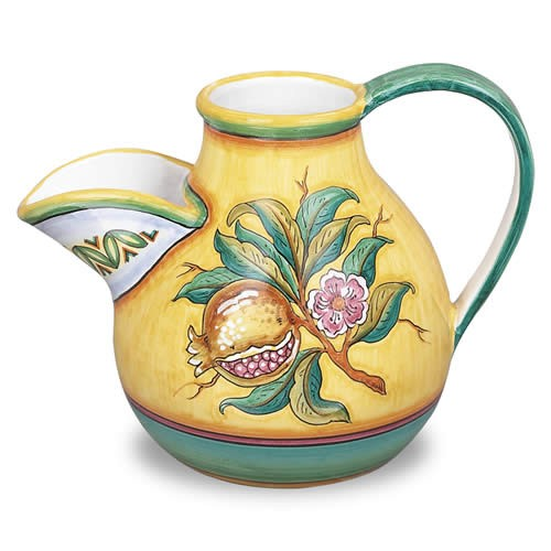 Melograno Fresco Pitcher