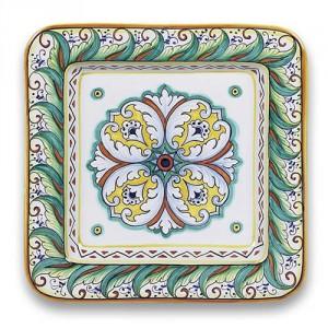 Geometrico Square Plate
