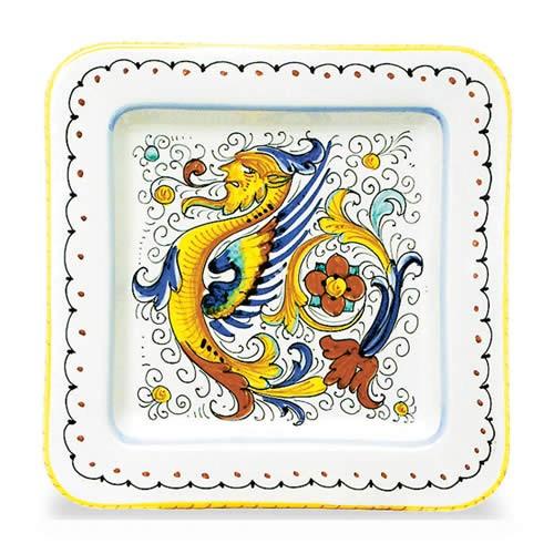 Raffaellesco Square Plate