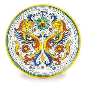 Raffaellesco Round Platter