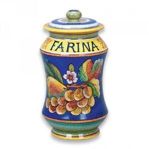 "Uva Fresca ""Farina"" Canister"