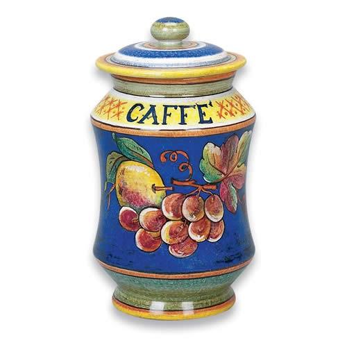 """Uva Fresca """"Caffe"""" Canister"""