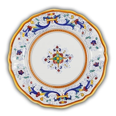 Ricco Fluted Dinner Plate