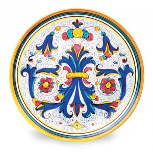 Ricco  Dinnerware Dinner or Decorator Plate