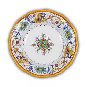 Raffaellesco Fluted Dinner Plate