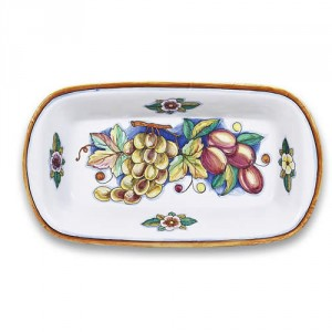 Bianco Fresco Serving Dish