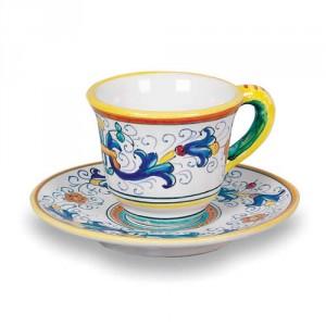 Ricco Espresso Cup and Saucer