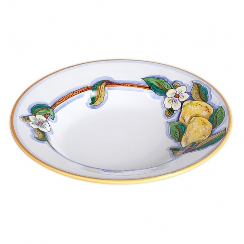 Limone Soup Plate