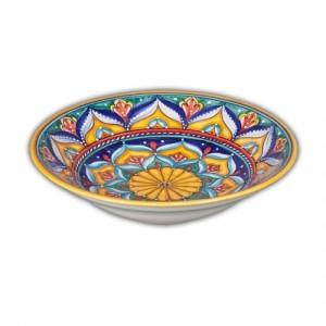 Geometrico Soup-Pasta Bowl Pattern B