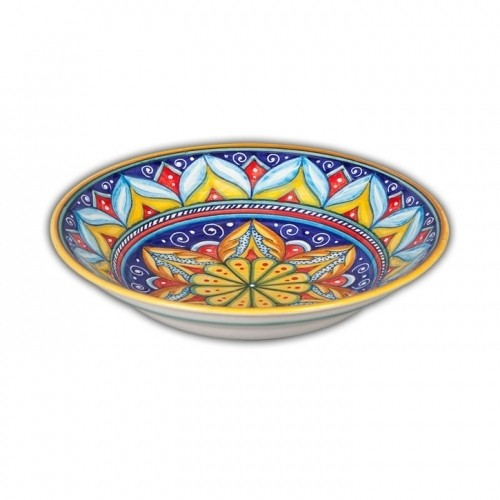 Geometrico Soup-Pasta Bowl Pattern C