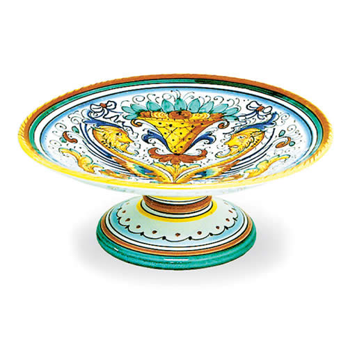 Raffaellesco Footed Fruit Bowl