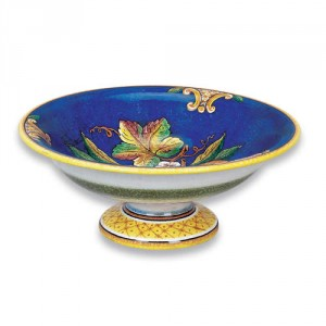 Uva Fresca Footed Bowl