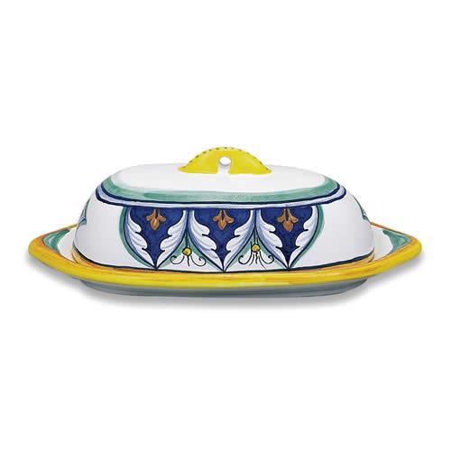 Geometrico Butter Dish