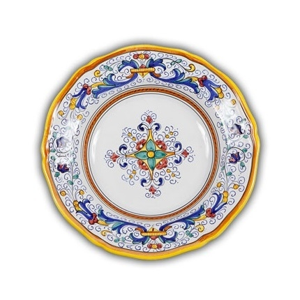 Ricco Fluted Salad Plate