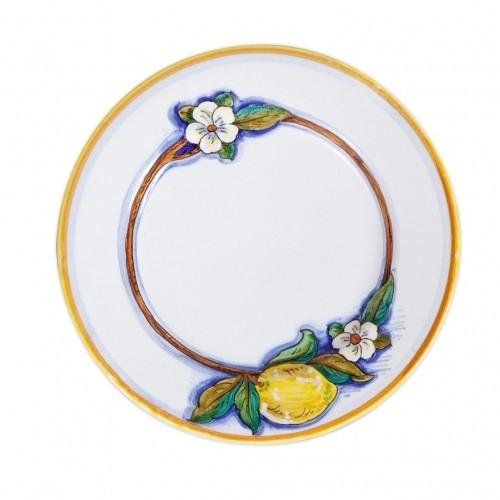 Limone Salad Plate
