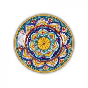 Geometrico Salad Plate Pattern B