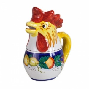 Daphne Rooster Pitcher
