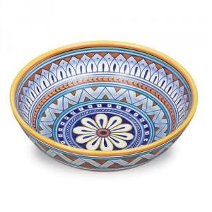 Geometrico Small Salad Bowl