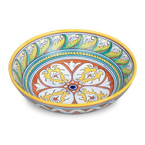Geometrico Medium Salad Bowl