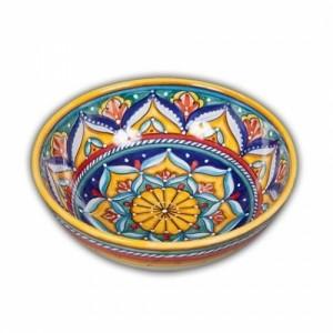 Geometrico Cereal-Fruit Bowl Pattern B