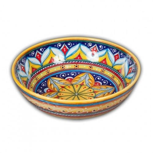 Geometrico Cereal-Fruit Bowl Pattern C