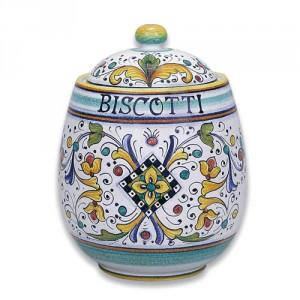 Firenze Biscotti Jar