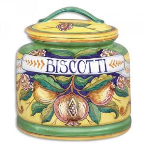 Melograno Fresco Biscotti Jar