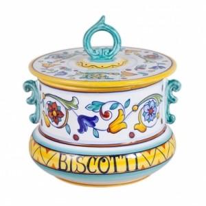 Primavera Biscotti Jar