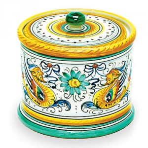 Raffaellesco Biscotti Jar