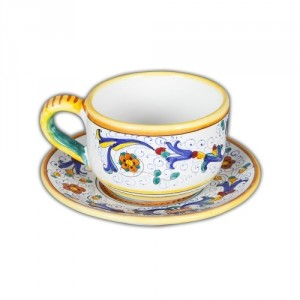 Ricco Latte Cup & Saucer