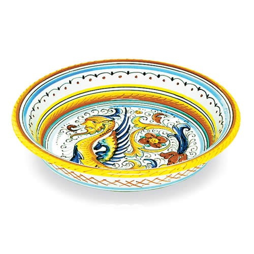 Raffaellesco Shallow Bowl