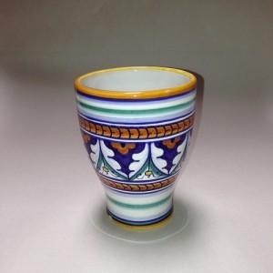 Geometrico Wine Cup Pattern 1