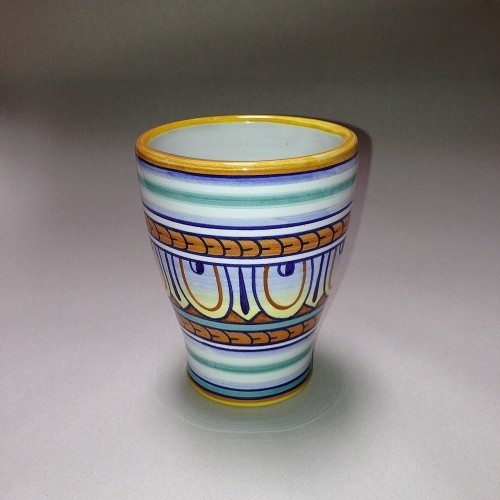 Geometrico Wine Cup Pattern 7