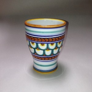 Geometrico Wine Cup Pattern 8