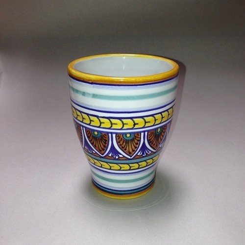 Geometrico Wine Cup Pattern 9