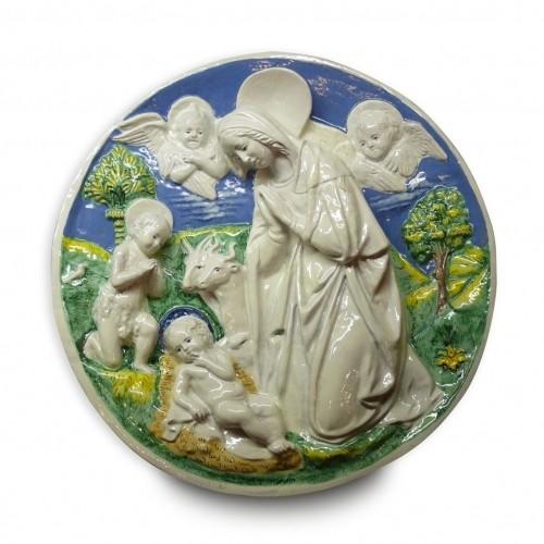 Ornato Della Robbia Nativity